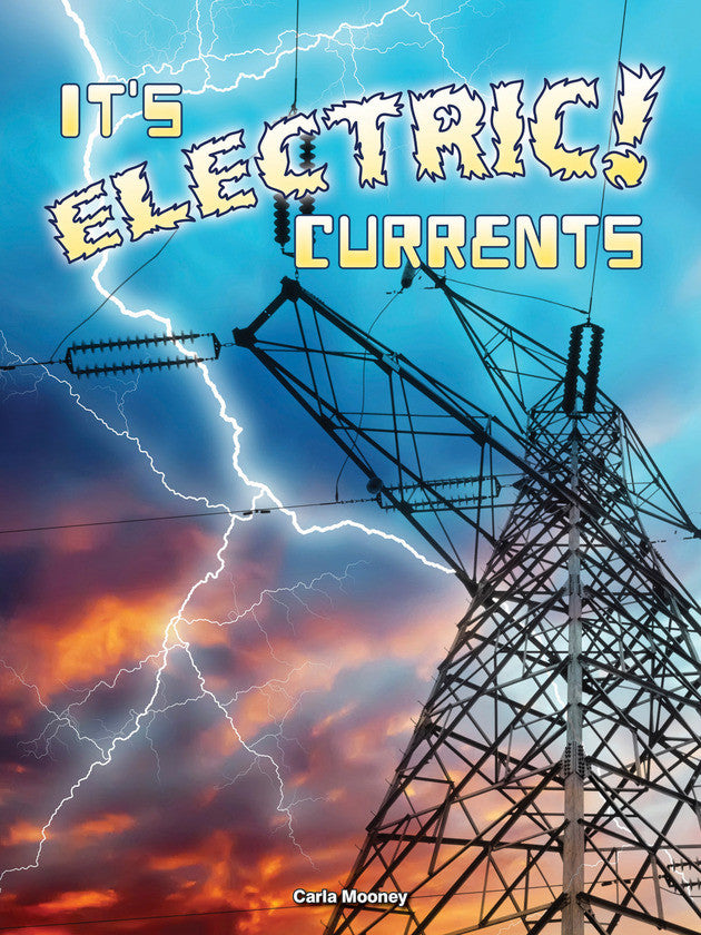 2015 - It's Electric! Currents (Hardback)