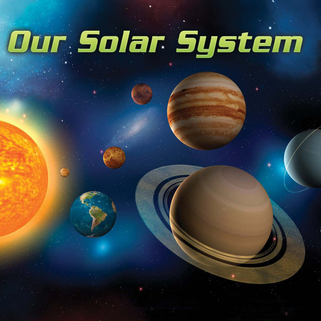 2014 - Our Solar System (2014) (Paperback)