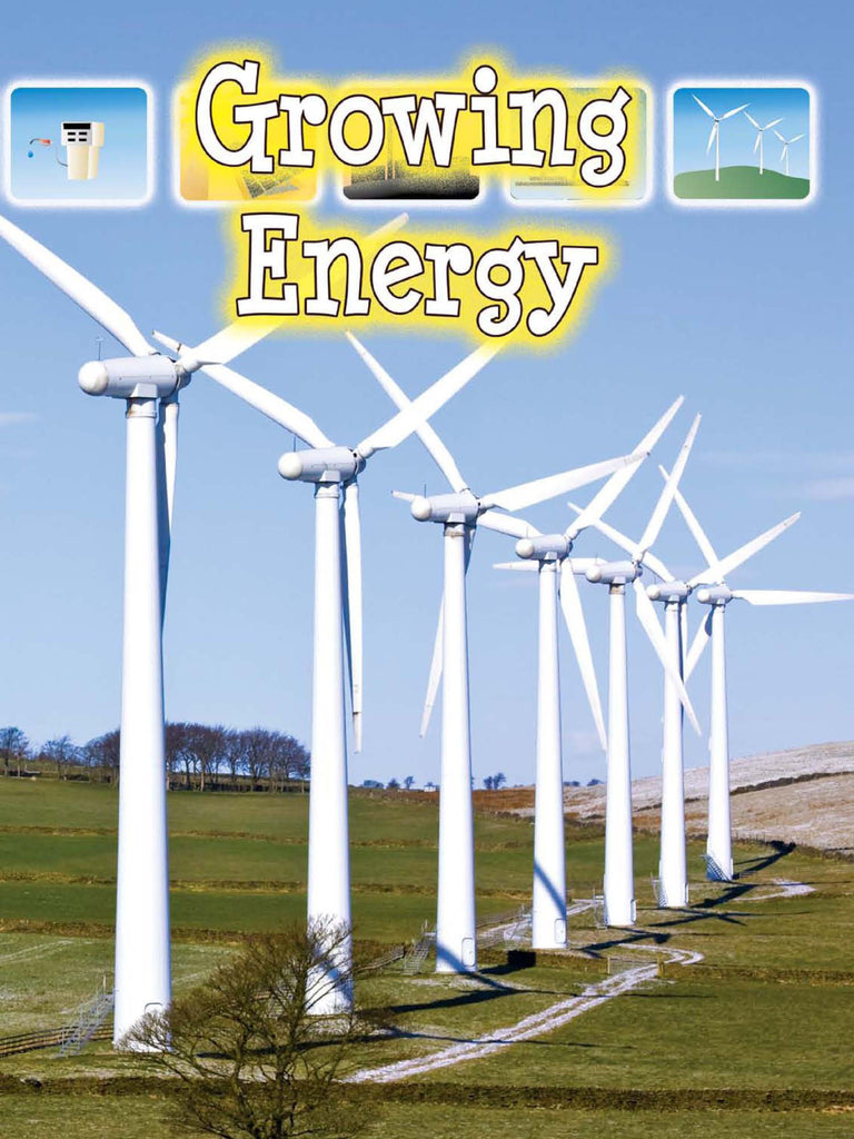 2009 - Growing Energy (Paperback)