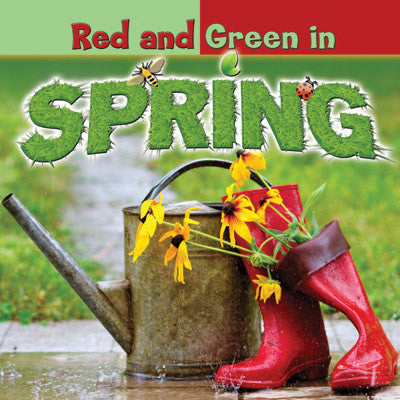 2015 - Red and Green in Spring (Hardback)