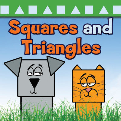 2015 - Squares and Triangles (Hardback)