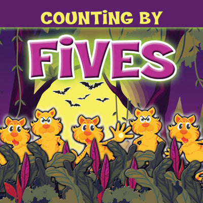 2015 - Counting by Fives (eBook)