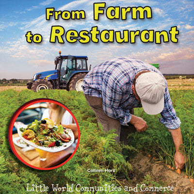 2015 - From Farm to Restaurant (Hardback)