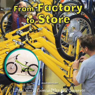2015 - From Factory to Store (Hardback)