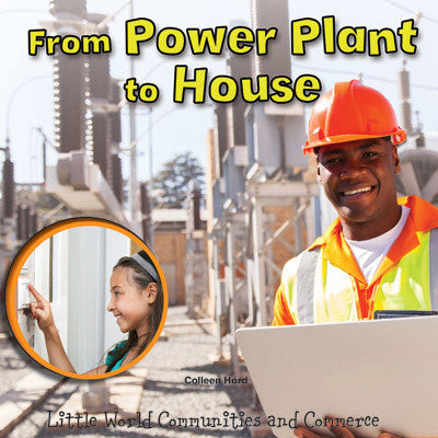 2015 - From Power Plant to House (Hardback)
