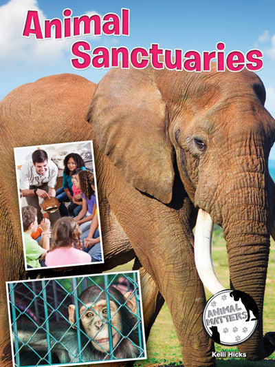2015 - Animal Sanctuaries (Hardback)