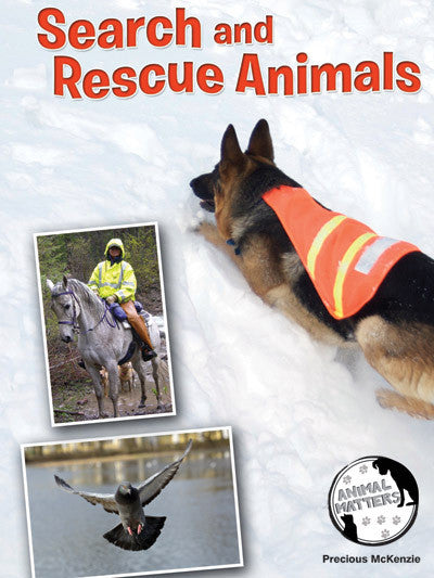 2015 - Search and Rescue Animals (Hardback)
