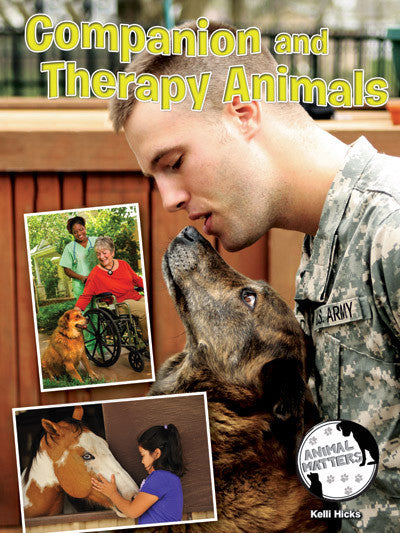 2015 - Companion and Therapy Animals (Hardback)