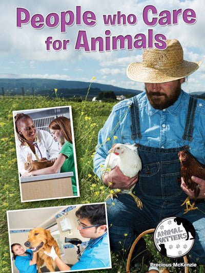 2015 - People Who Care for Animals (Hardback)