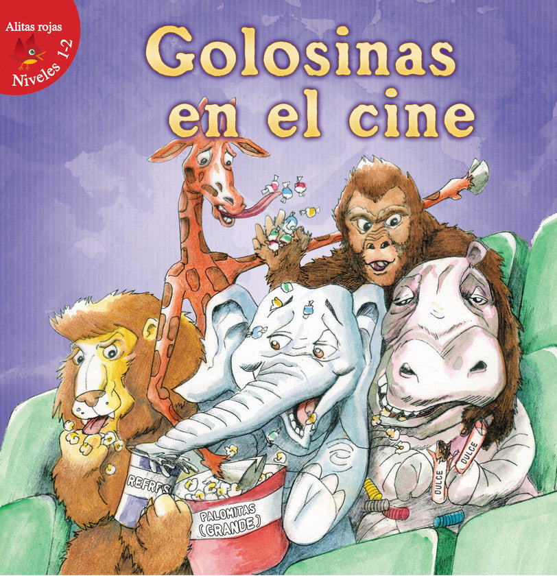 2016 - Golosinas en el cine (Movie Munchies) (Hardback)