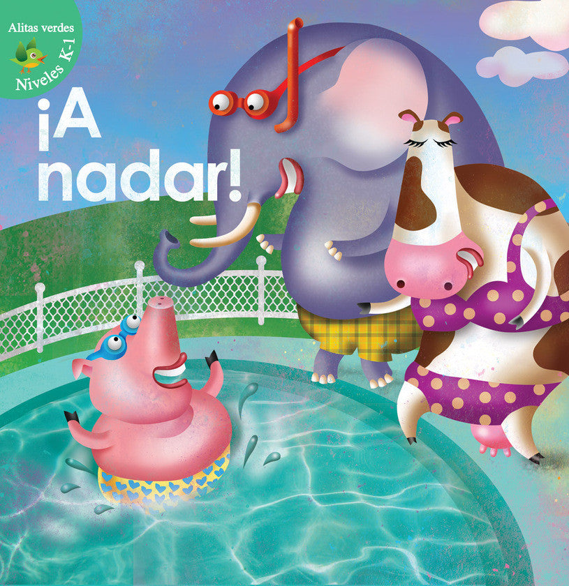 2016 - ¡A nadar! (Swim For It!) (Hardback)
