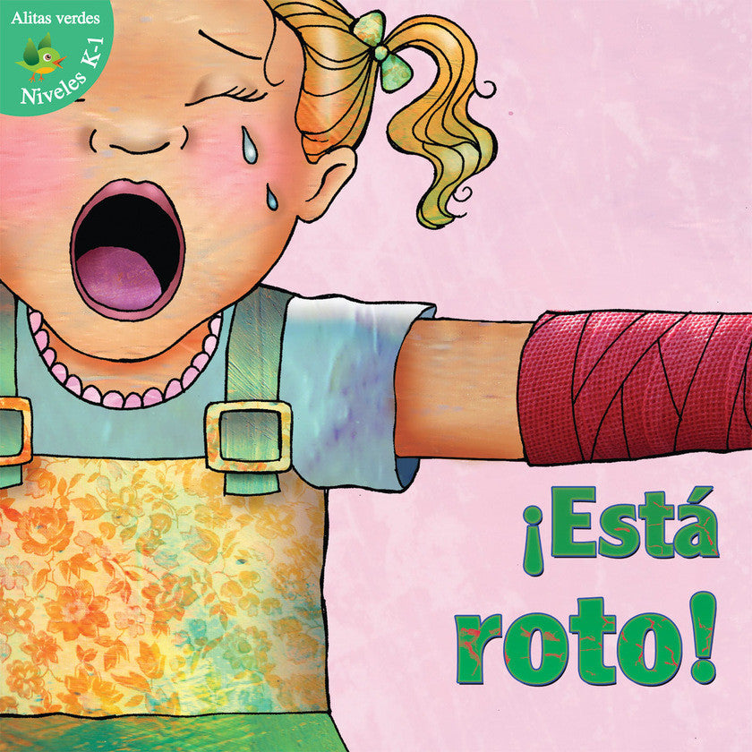 2016 - ¡Está roto! (It's Broken!) (Hardback)