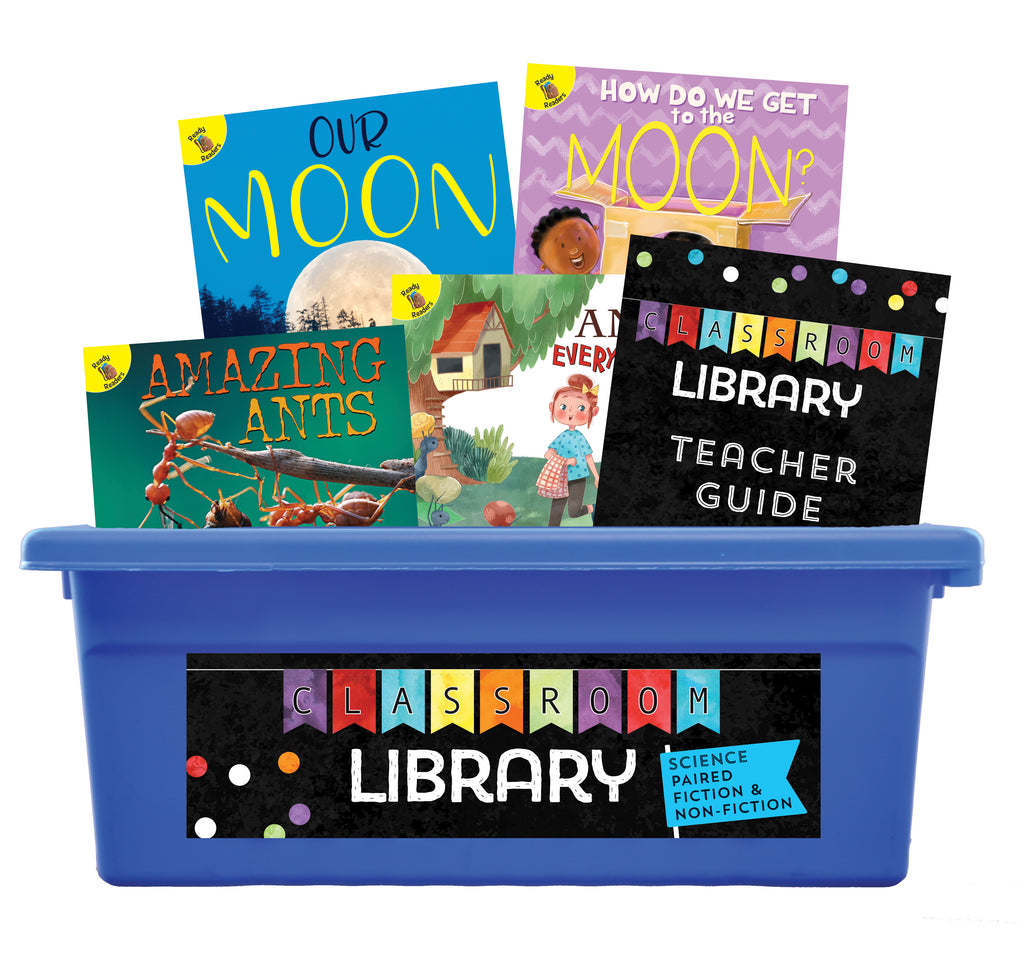 2019 - Classroom Library Bin — Paired Science