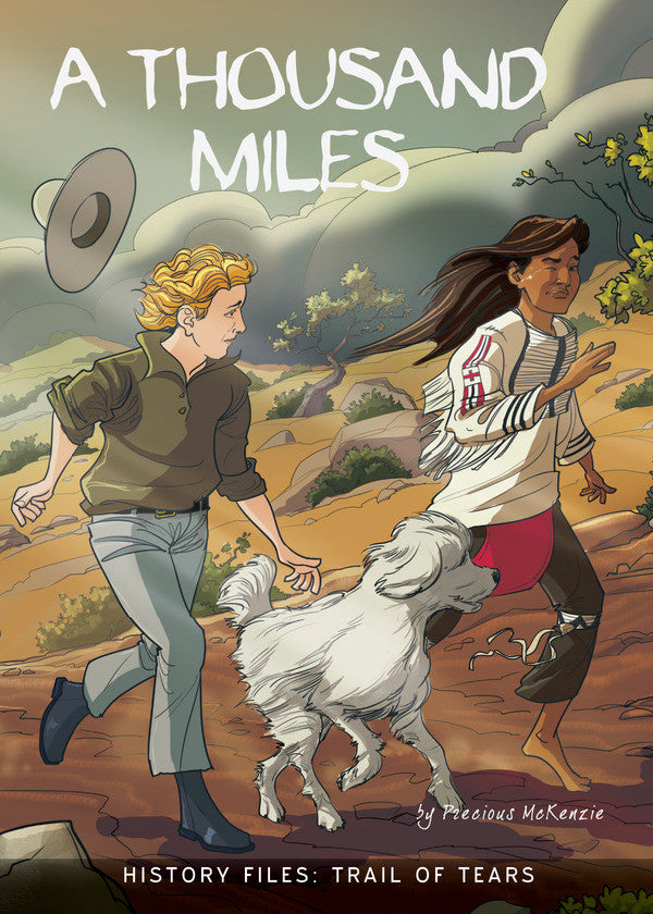 2017 - A Thousand Miles (Paperback)