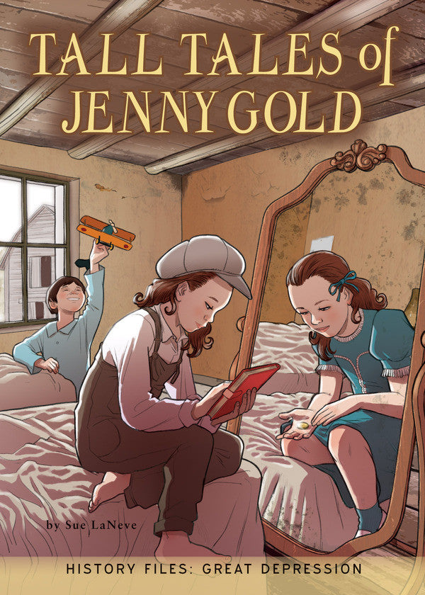 2017 - Tall Tales of Jenny Gold (Paperback)