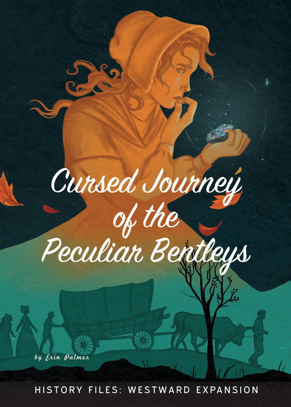 2017 - Cursed Journey of the Peculiar Bentleys  (Paperback)