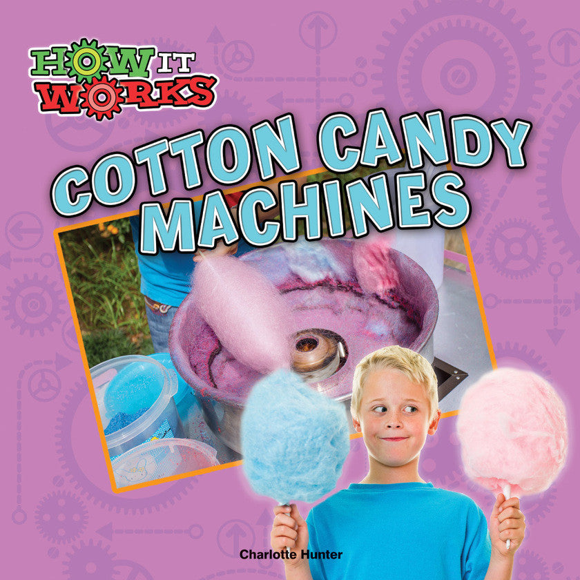 2017 - Cotton Candy Machines (Hardback)