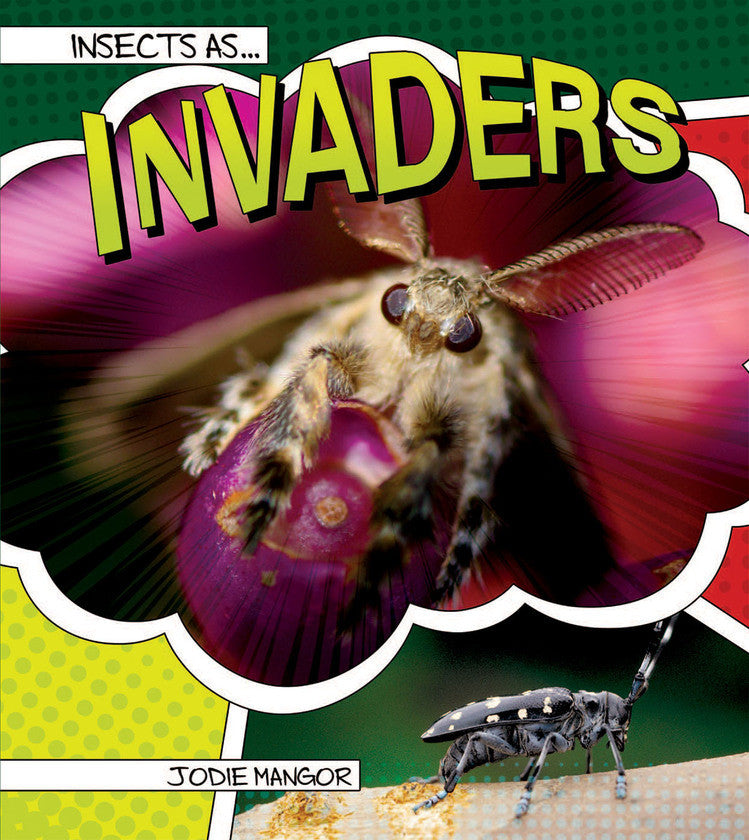2017 - Insects as Invaders (Hardback)