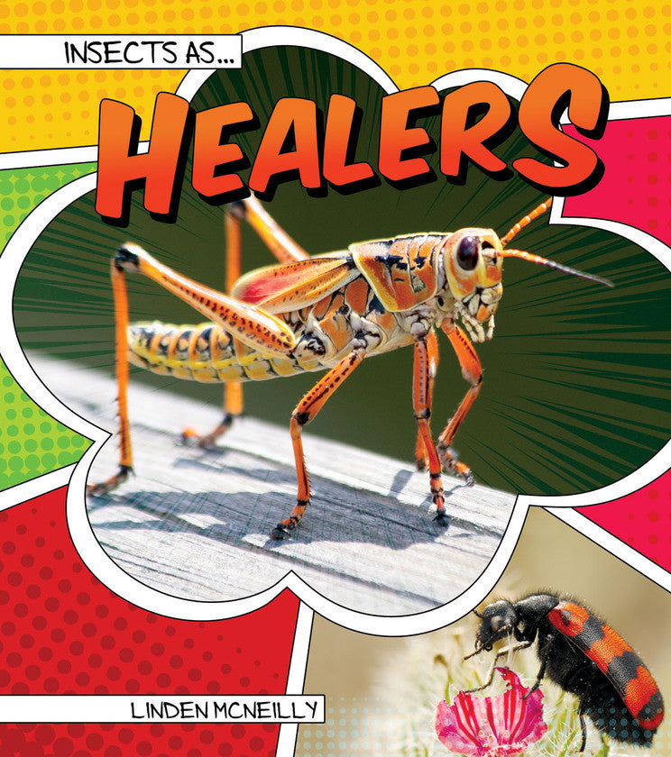 2017 - Insects as Healers (Hardback)