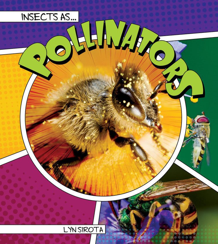 2017 - Insects as Pollinators (Paperback)