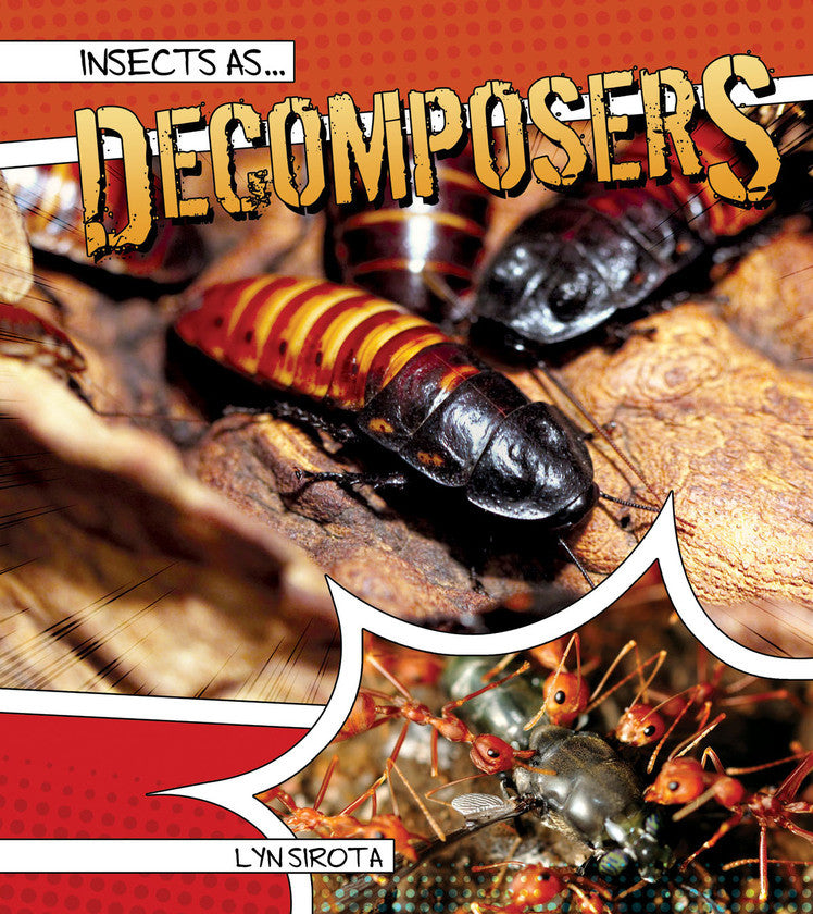 2017 - Insects as Decomposers (Hardback)