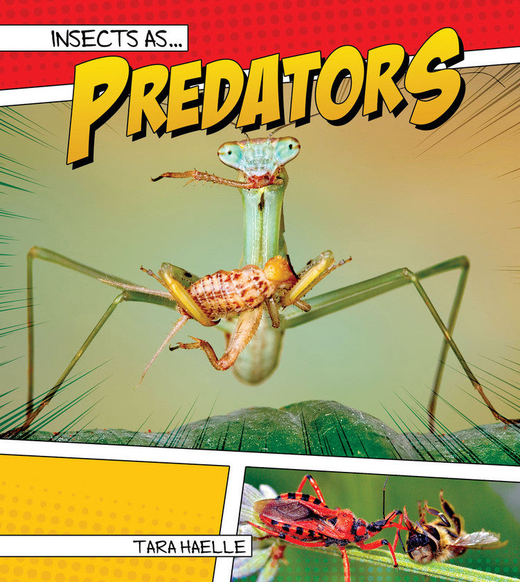 2017 - Insects as Predators (Hardback)