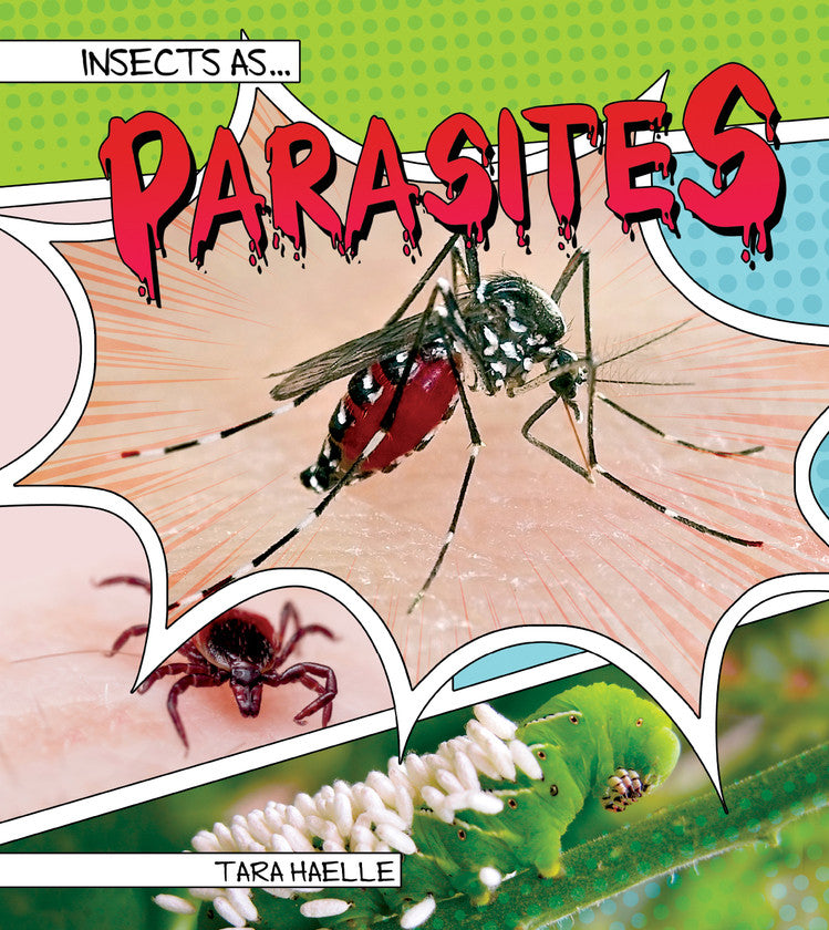 2017 - Insects as Parasites (Paperback)