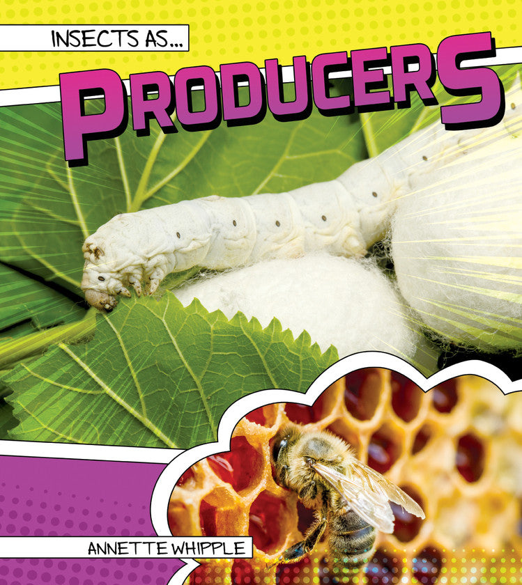 2017 - Insects as Producers (Paperback)