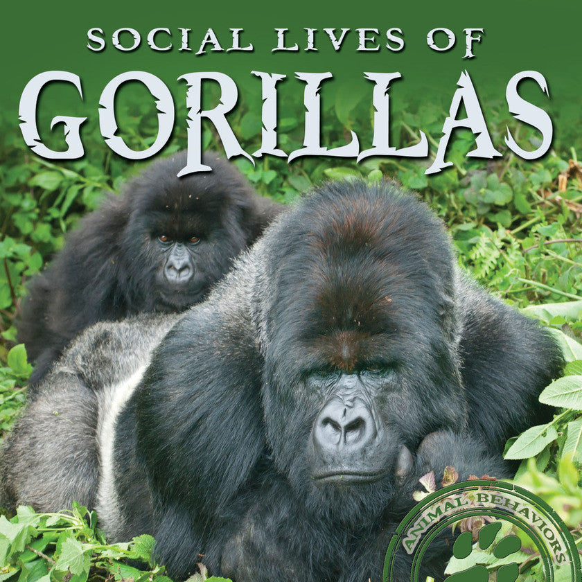 2017 - Social Lives of Gorillas (Paperback)