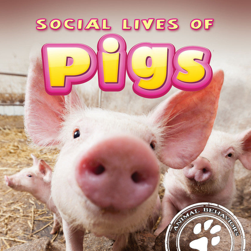 2017 - Social Lives of Pigs (Paperback)