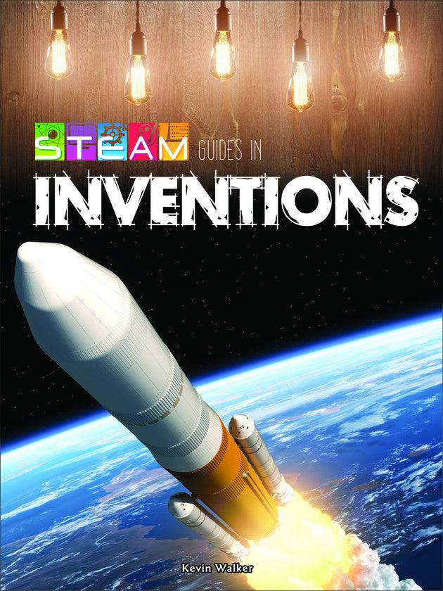 2017 - STEAM Guides in Inventions (Hardback)