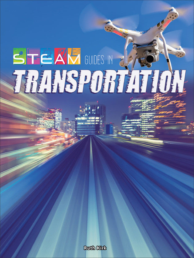 2017 - STEAM Guides in Transportation (Hardback)