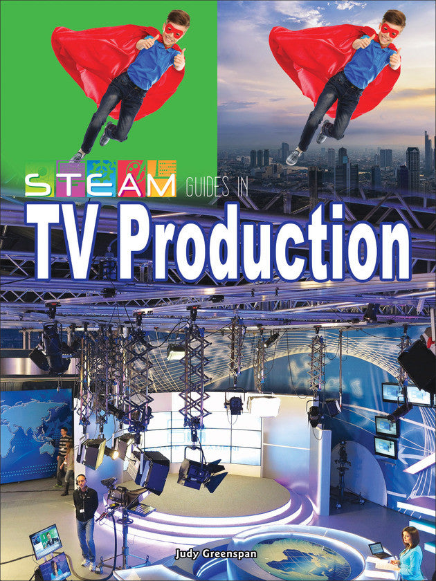 2017 - STEAM Guides in TV Production (Hardback)