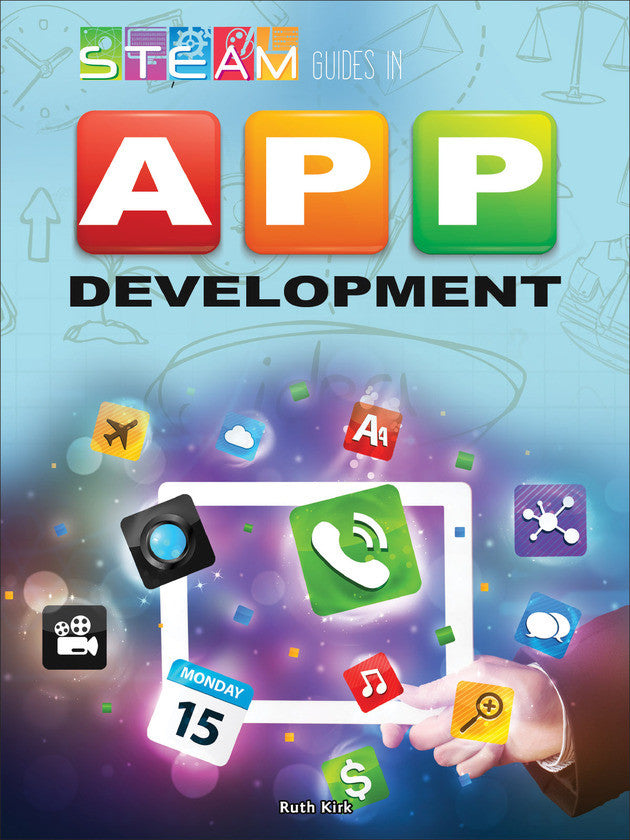 2017 - STEAM Guides in APP Development (Hardback)