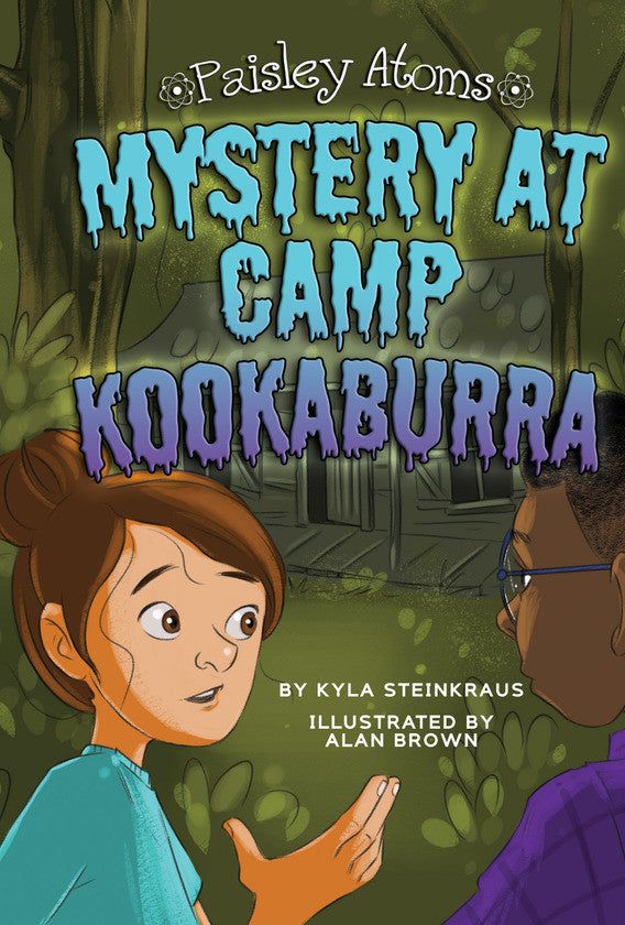 2017 - Mystery at Camp Kookaburra (Hardback)
