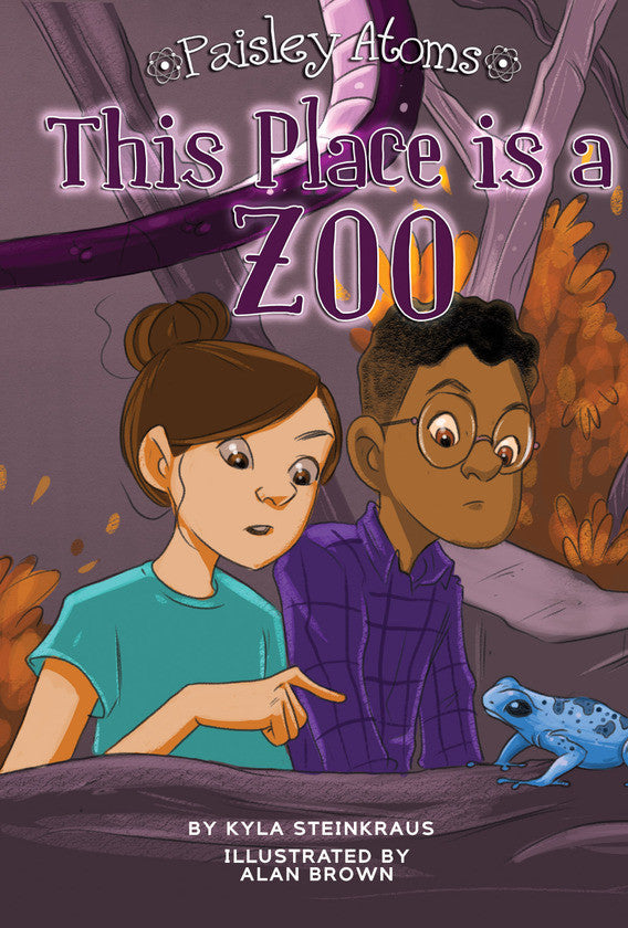 2017 - This Place is a Zoo (Hardback)
