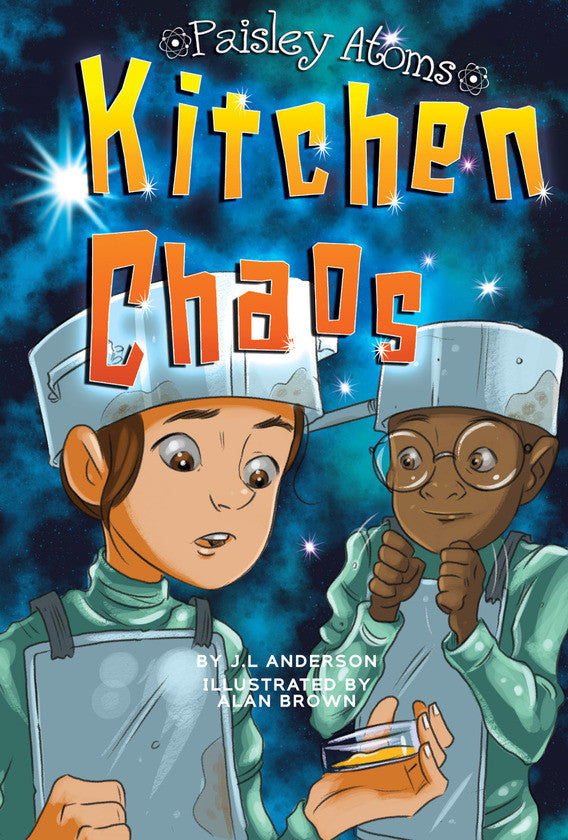 2017 - Kitchen Chaos (Paperback)