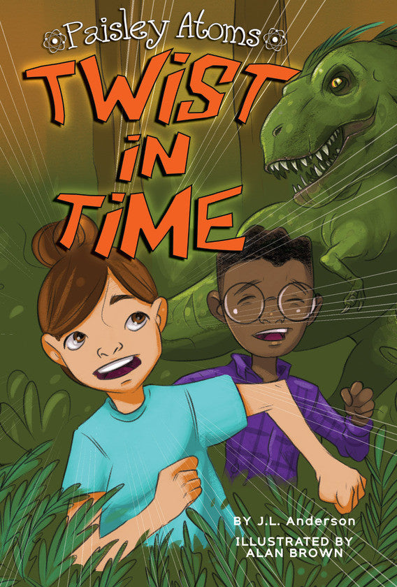 2017 - Twist in Time (Hardback)