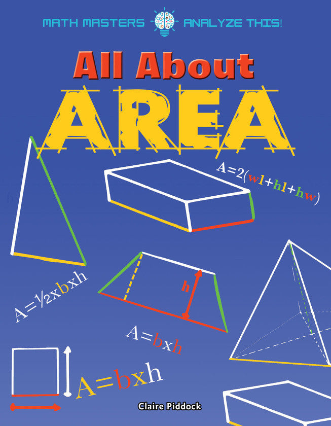 2017 - All About Area (Hardback)