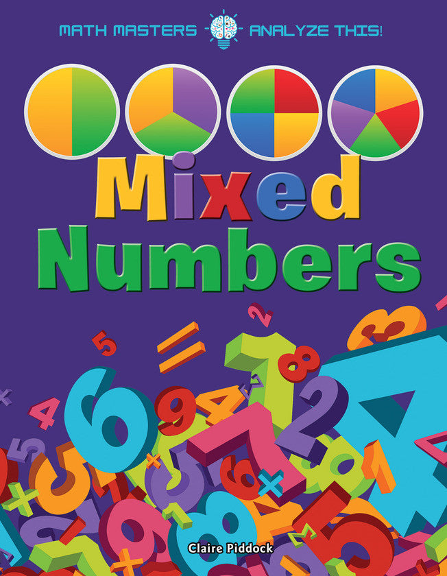 2017 - Mixed Numbers (eBook)