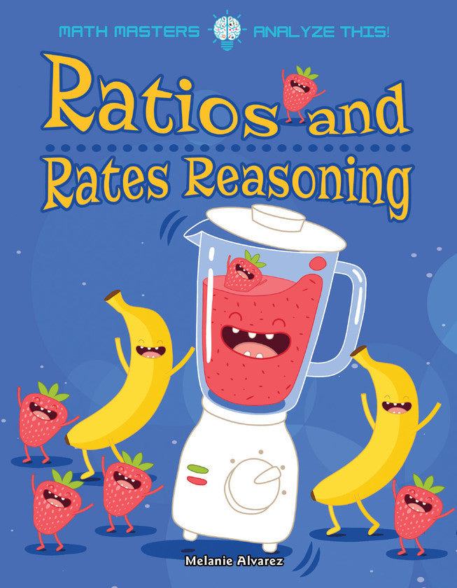 2017 - Ratios and Rates Reasoning (eBook)