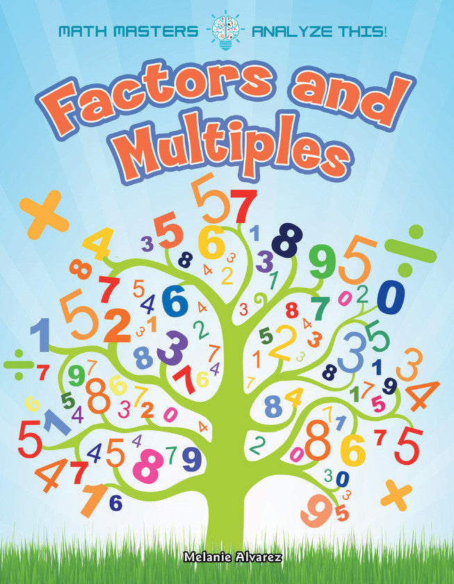 2017 - Factors and Multiples (eBook)
