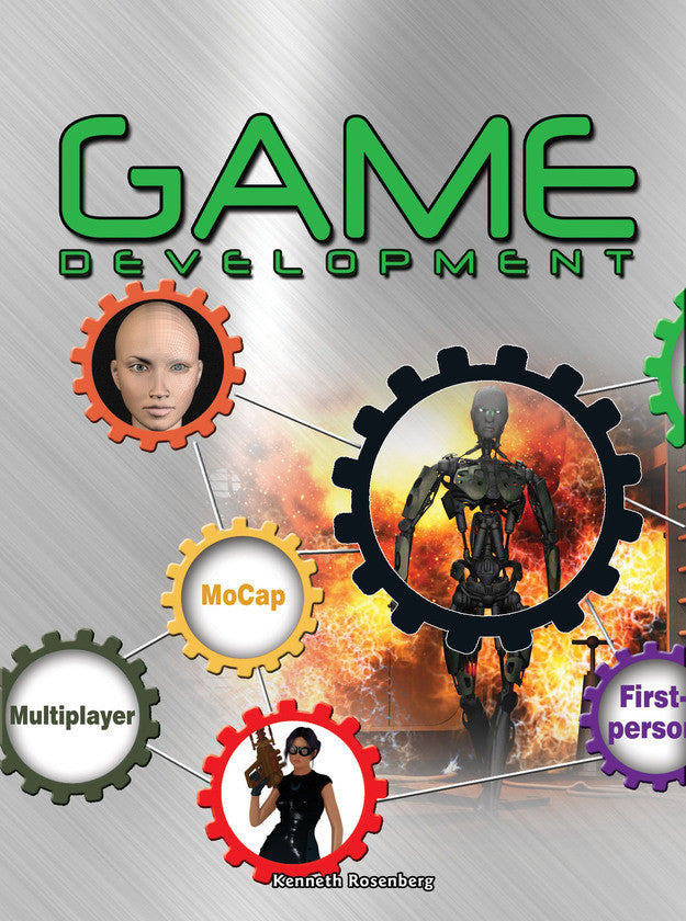 2017 - STEAM Jobs in Game Development (Hardback)