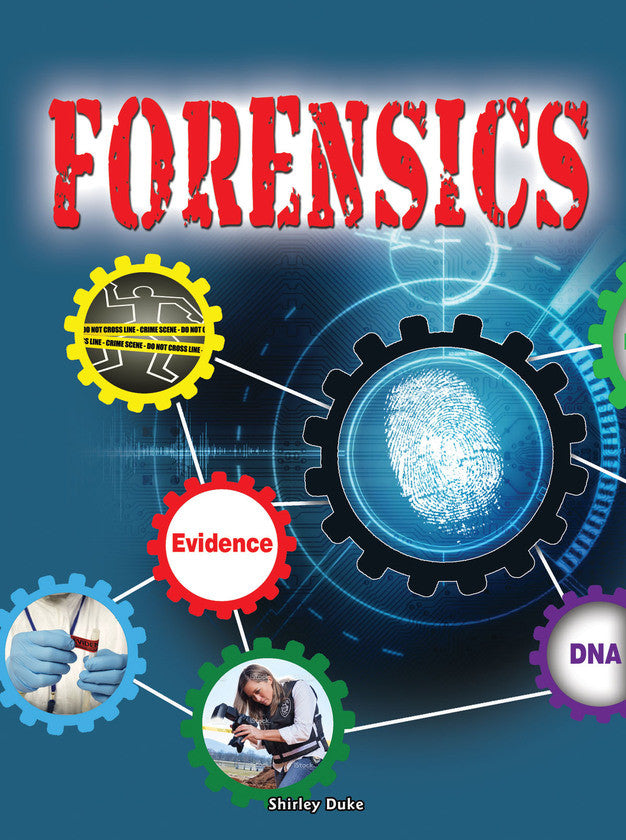 2017 - STEAM Jobs in Forensics (Paperback)