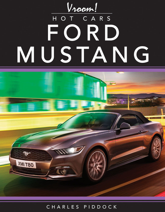 2017 - Ford Mustang (eBook)