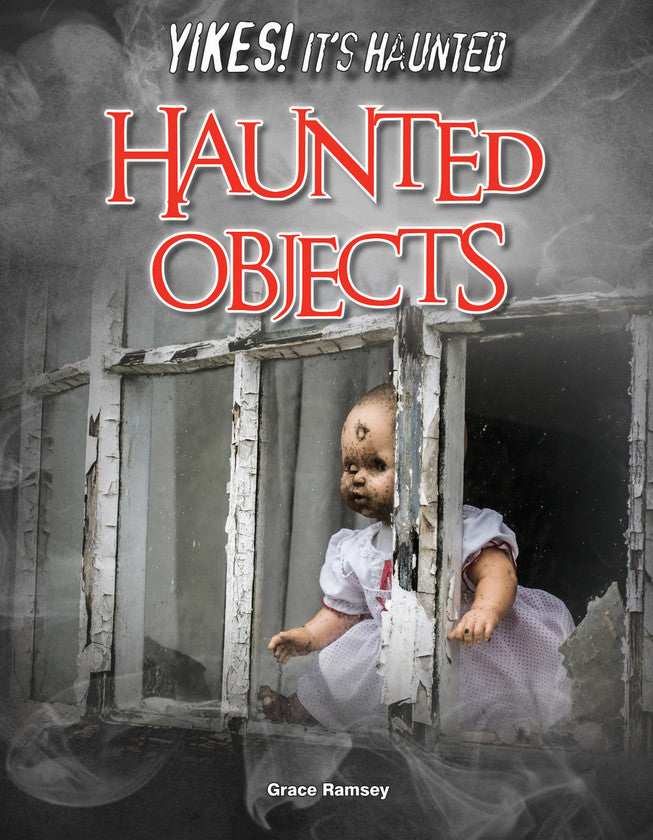 2017 - Haunted Objects     (Hardback)