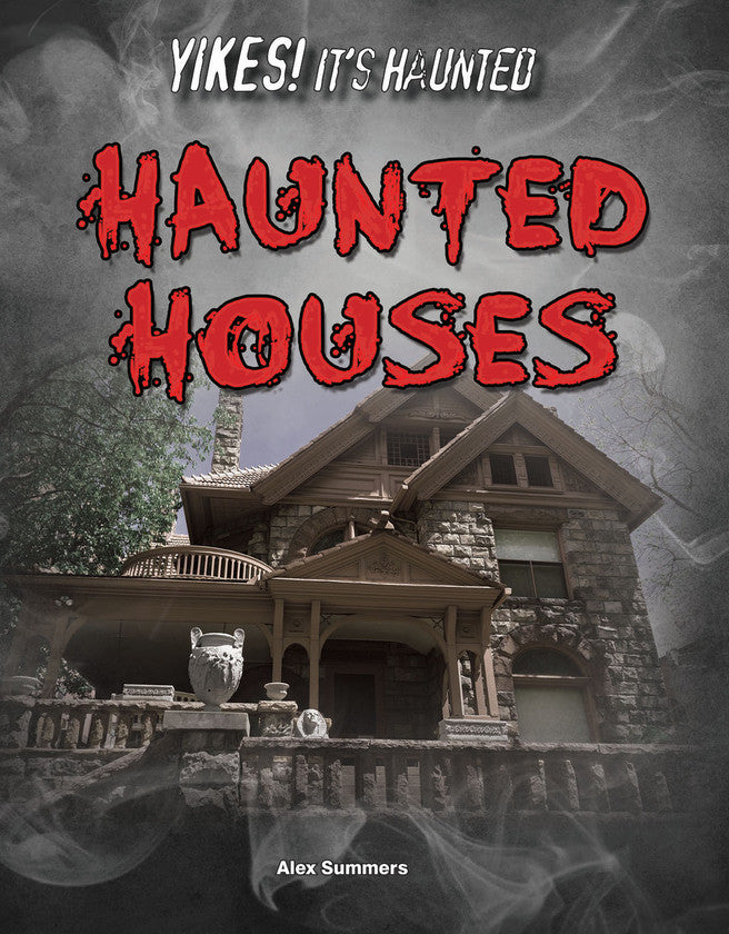 2017 - Haunted Houses (eBook)
