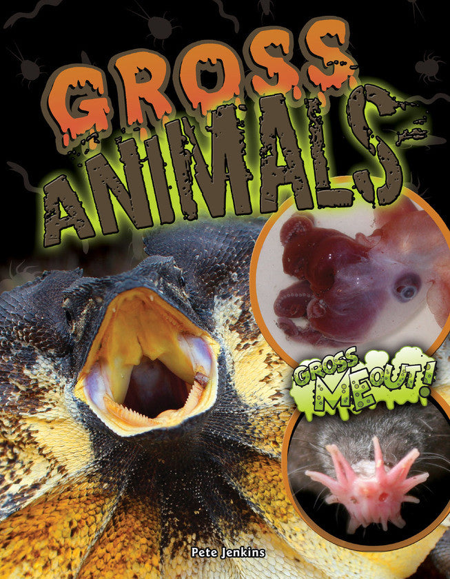 2017 - Gross Animals (Paperback)