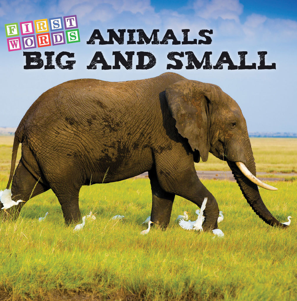 2017 - Animals Big and Little (eBook)