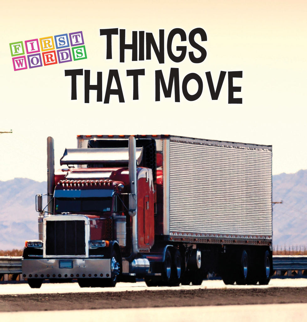 2017 - Things That Move (eBook)
